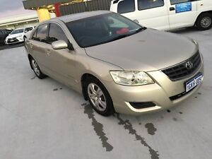 TOYOTA AURION 2008 VERY CLEAN AND RELIABLE CAR