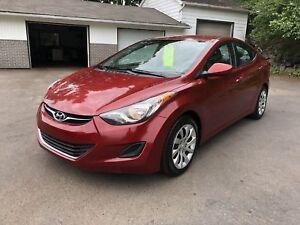 2013 Hyundai Elantra NEW MVI Priced to sell!