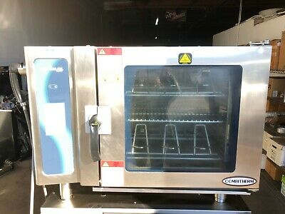 Alto Shaam 7.14 Esi Combitherm Steamer Oven In 208v Electric