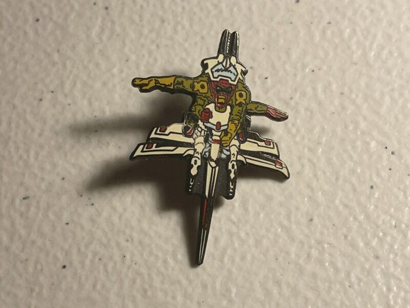 DisneyQuest Alien Encounter Invasion Jet Biker Disney Quest Pin PinPics 9038