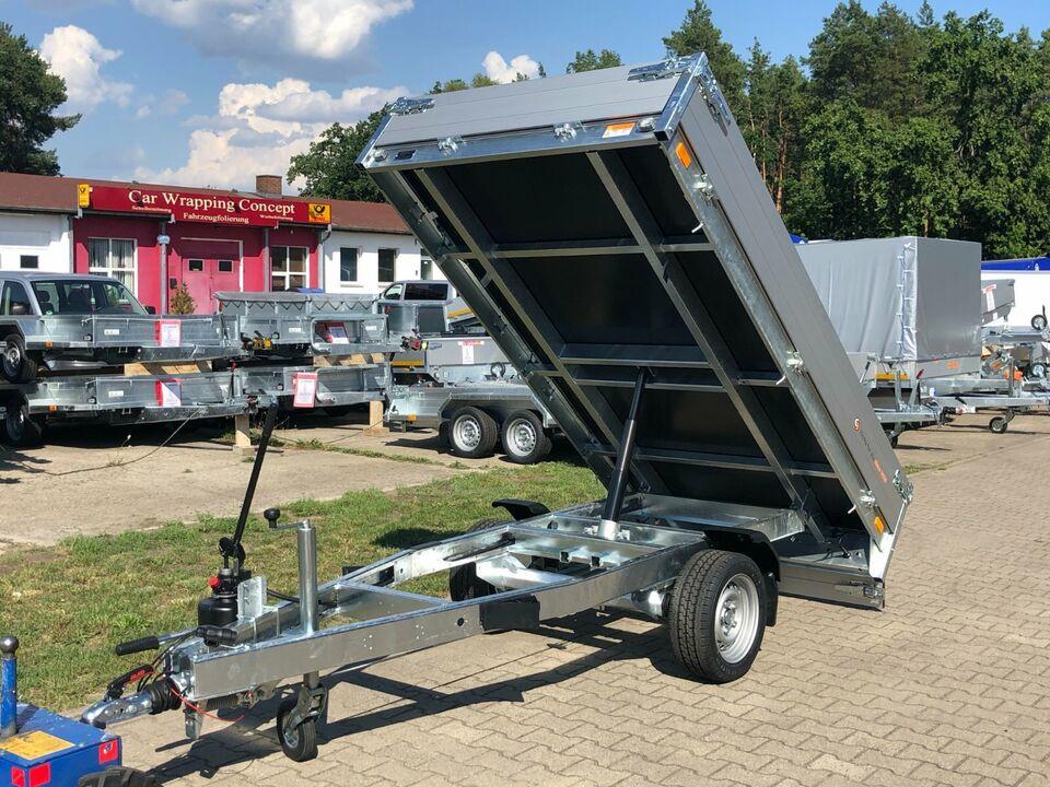 ⭐Anhänger Saris Kipper K1 256 150 1500 kg 1 30 cm NEU in Schöneiche bei Berlin