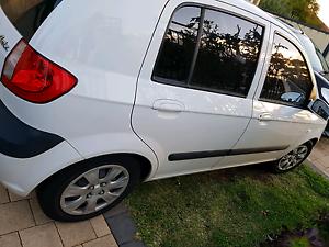 "Hyundai  getz 08 in excellent condition ""senior driver"" 5Door Perth Perth City Area Preview"