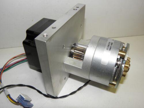 Lin Engineering NEMA 23 Stepper Motor US Digital encoder Deltran Brake
