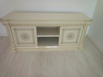 Versace TV stand and cabinets