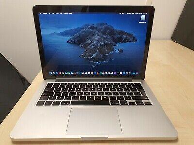 "Apple MacBook Pro A1502 13.3"" RETINA 2014 Core i5-2.6GHz 8GB 128GB SSD CATALINA"