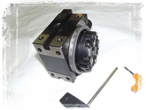System  3R Manual block, MacroStd  Indexer  3R-610.4