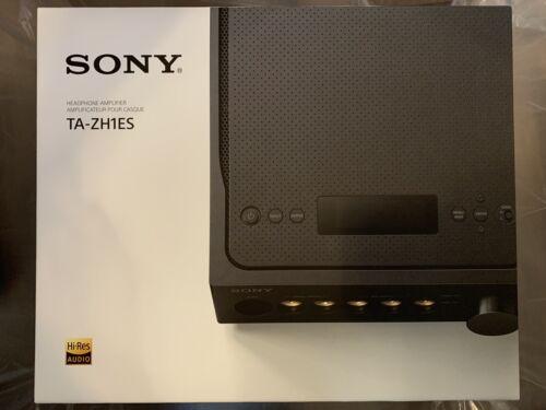 Sony TA-ZH1ES Headphone Amplifier with DA-Hybrid Amplifier C