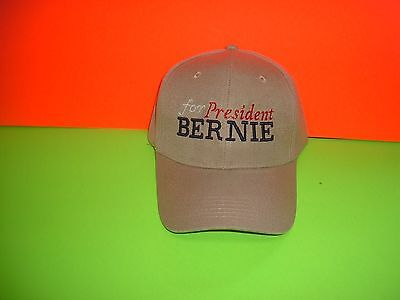 Bernie Sanders High Quality Hat Kaki 9 00 Free Shipping