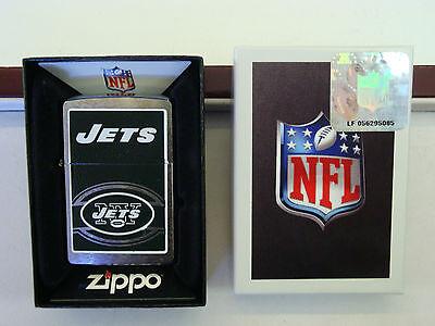 New NFL Jets Zippo Lighter
