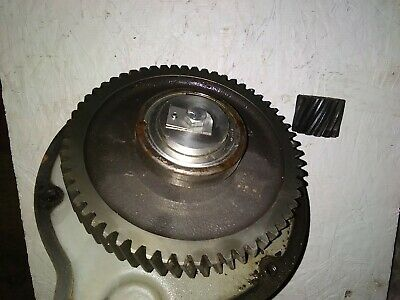 Hobart 5801 Meat Saw Gears Oem Does Not Include Backing Plate Or Bearings