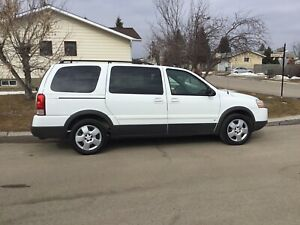 For sale 2007 Pontiac Montana