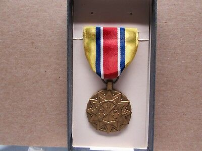 OFFER New US Army Reserve Components Achievement Medal - Army National Guard  Army Reserve Components National Guard
