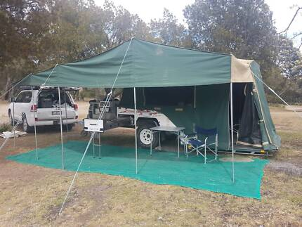 Camper Trailer. Off road Cub Ranger XTCss 4WD Acton Park Clarence Area Preview
