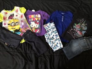 Girls lot of size 6x