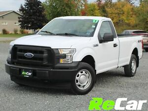 2017 Ford F-150 XL 5.0L V8 | 4X4 | REGULAR CAB LONG BOX