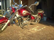 2010 Hyosung GV650 Classic Withcott Lockyer Valley Preview