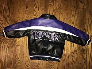 Nike Raptors team jacket - child's size 4