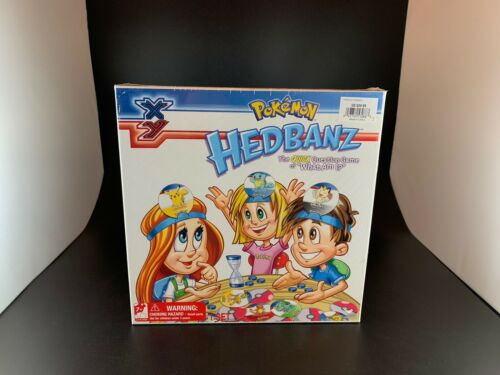 Pokemon Hedbanz game