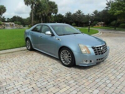 2013 Cadillac CTS  2013 Cadillac CTS 3.6L Performance One Owner Accident Free History great shape