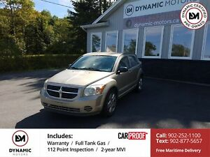 2010 Dodge Caliber SXT 2-Year MVI! Clean Carproof! Financing...