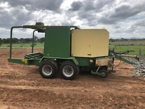 Round Baler & Wrapper Combo Beaudesert Ipswich South Preview