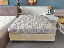 TODAY DELIVERY AUSTRALIAN MADE Queen Ensemble bed & mattress Belmont Belmont Area Preview