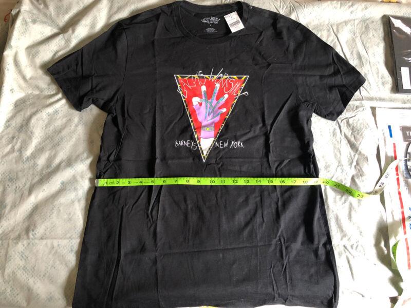 Lady Gaga Barneys NYC Workshop Black T Shirt NWT