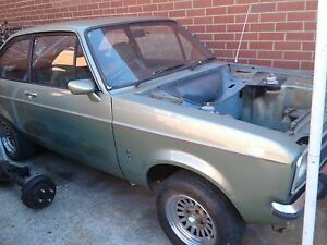 Ford Escort sale or wreck Kardinya Melville Area Preview