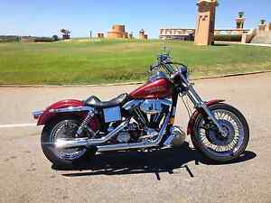 Harley Davidson  for the shorter rider. Low Rider (FXDL) for sale Perth Perth City Area Preview