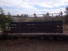 Stock crate Bruthen East Gippsland Preview
