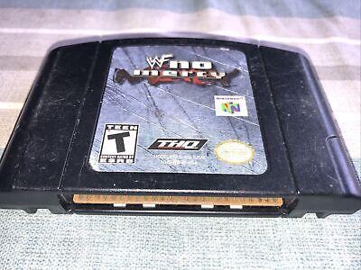 Nintendo 64 N64 Game WWF No Mercy USA