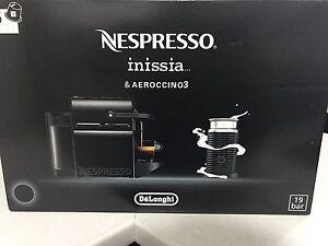 Nespresso inissia & aeroccino3 Carramar Wanneroo Area Preview