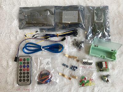 Sintron Arduino Uno R3 Starter Kit Lcd Servo Motor Sensor Module
