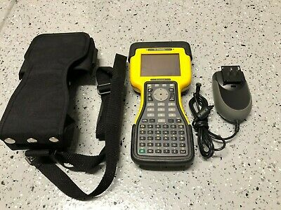 Trimble Ranger Data Collector W Battery Charger Survey Pro 4.9 Demo Mode Only