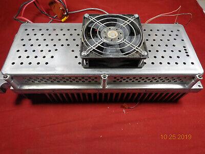 Harris Macom Ge Mastr Iii Uhf 90w Radio Repeater Amplifier Amp 19d902797g3 B