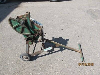 Greenlee 1818 Mechanical Pipe Bender