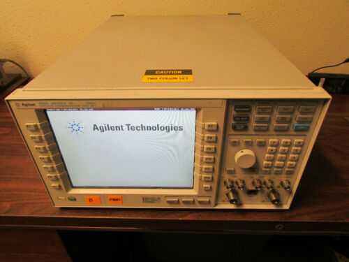 B  Agilent 8960 Series 10 Wireless Communications Test Set E5515C
