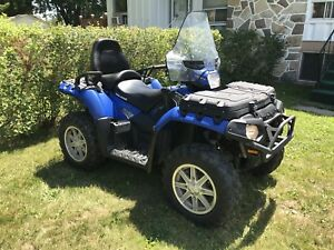 VTT Polaris 850 Touring, sportsman EPS 2011