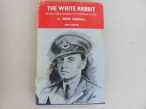 The White Rabbit by Bruce Marshall Wantabadgery Junee Area Preview