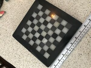 Onyx & Marble chess/checkers board.