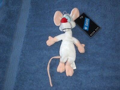 Warner Brothers Studio Store1998 Hanna-Barbera ANIMANIACS PINKY Bean Bag Plush