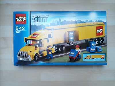 Lego City Truck (3221) READ DESRPTION please