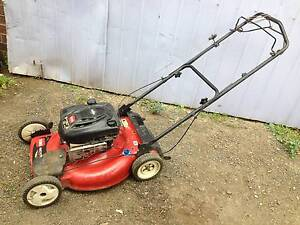 Toro self propelled mower mulcher slasher just serviced+Warranty Sunshine North Brimbank Area Preview