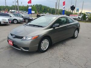 2008 Honda Civic Cpe !CERTIFIED!FINANCING & WARRANTY AVAILABLE!