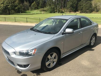 2008 Mitsubishi Lancer VR auto with RWC and rego Gisborne Macedon Ranges Preview