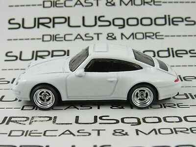 Hot Wheels 1:64 LOOSE 1996 '96 PORSCHE CARRERA Custom SUPER w/Real Riders W#1