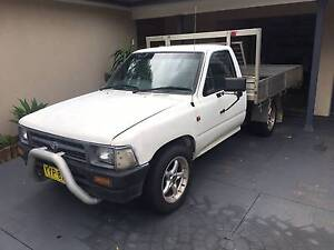 1994 Toyota Hilux Ute Liverpool Area Preview