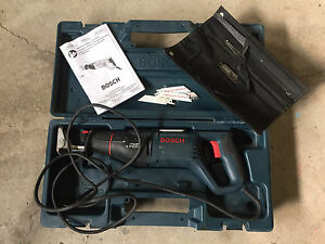 Bosch RS5 10 amp reciprocating saw
