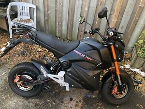 Force 72v E-Bike