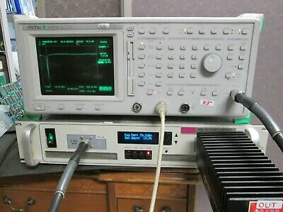 Rf Power Amplifier 20-500 Mhz 50w 50db Tested Programmable Ophir 5059
